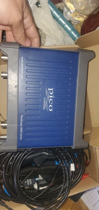 Pico 3204D PicoScope PC Oscilloscope 2 channels with FG/AWG,70 MHz