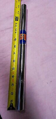 """Old school BMX bicycle 450mm seatpost seat post SMOOTH alloy 22.2mm 7//8/"""" PURPLE"""