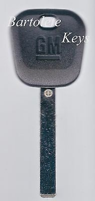 OEM Transponder Key Fits 2015 2016 2017 2018 2019 Chevrolet Express GMC Savana