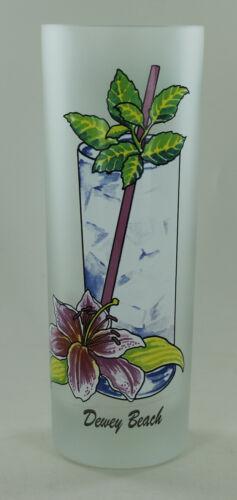 Dewey Beach Delaware Glass - Mojito Recipe