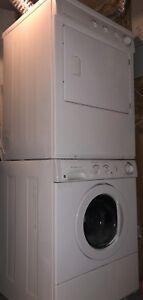 Stackable Frigidaire Washer/Dryer