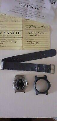 1989 Military CWC G10 Royal Navy Watch