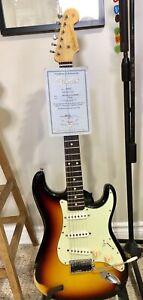2006 Fender Custom Shop Stratocaster Relic 1959/ 60