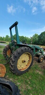 John Deere Tractor 2510 Gas Just Starting To Part Out  148 Loader Farmerjohns