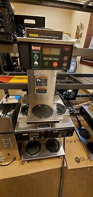 Bunn Coffee Maker Axiom-35-2 Cw Series 2-warmer 220v