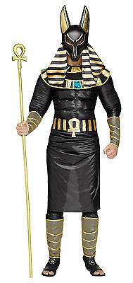 Egyptian God Costume (Adult Anubis the Egyptian God Costume)