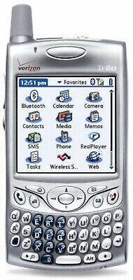 Palm Treo 650 Verizon Cell Phone PDA video camera bluetooth keyboard touchscreen