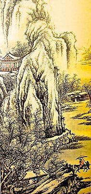 Malerei Chinesische Malerei Malereien Landschaftsmalerei Rollenbilder A 3