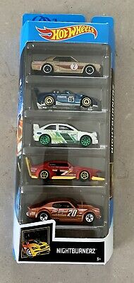 Hot Wheels 5 Pack NightBurnerz