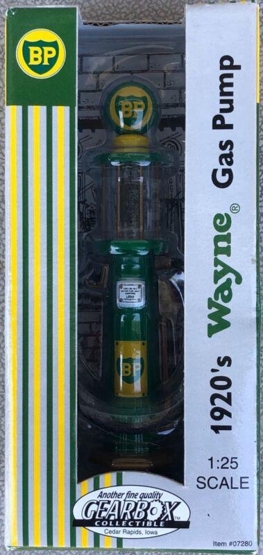 Gearbox 1920 Wayne BP Gas Pump Limited Edition Diecast - New