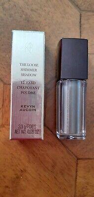 NEW! ~ Kevyn Aucoin The Loose Shimmer Shadow - Topaz 0.08oz (2.3ml) BNIB RRP£24