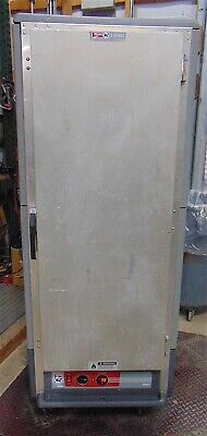 Metro Food Holding Warming Cabinet 3 Series Model C539-hfs-u-gy Works Good S3963
