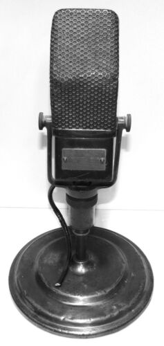 Early RCA 44-A Velocity Microphone Ribbon - Simply Beautiful - From Early 1930
