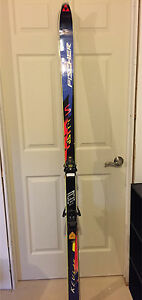 Fischer 190 downhill skis