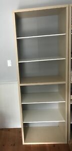 Bookshelves (2 available)