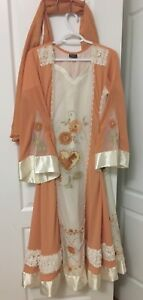 Like new Bell sleeve shalwar kameez