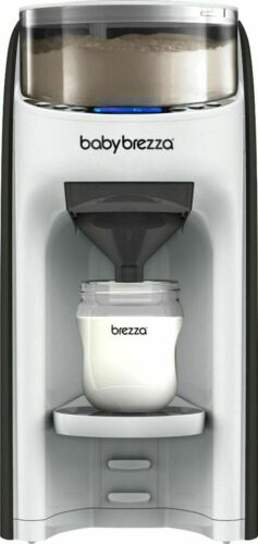 Baby Brezza Formula Pro Advanced Mixing System, White/Black,OPEN BOX