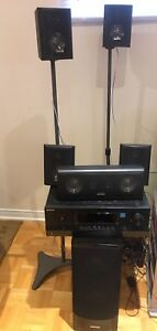 Sound system (Home theater)
