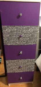 Tall Sturdy 5 Drawers Dresser $70 OBO