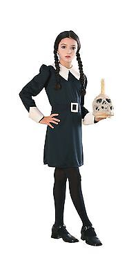 Addams Family Child's Wednesday Addams Costume Small Multi Stan... Free Shipping](Baby Wednesday Addams Costume)
