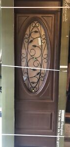 "32"" masonite fiberglass entrance door"