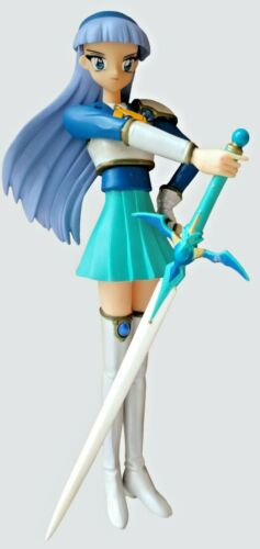 Magic Knight Rayearth Umi Figurine in Box Rare & Retired Collectible from Japan