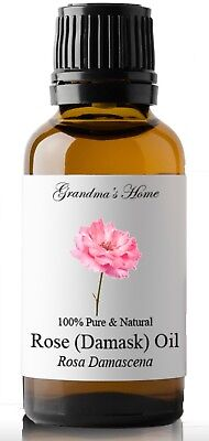 Rose Essential Oil - 30 mL - 100% Pure and Natural - Free Shipping - US Seller