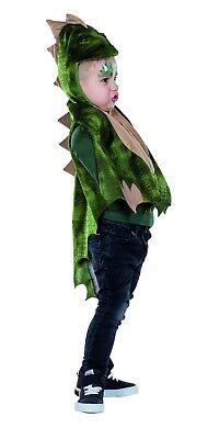 Rubies 12220 - Dino Kostüm * Dinosaurier * Karneval * Halloween * 92 - 116 *CAPE ()