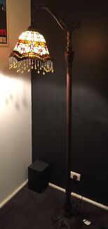 Art Deco beaded leadlight standard lamp new  Penrith Penrith Area Preview