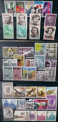 BELGIUM 1965 YEAR SET MNH** by1/cr265