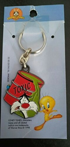 Keychain  Sylvester New Looney Tunes 1998