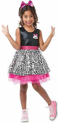 Diva L.O.L. LOL Surprise Deluxe Kinder Karneval Fasching Kostüm 116-128