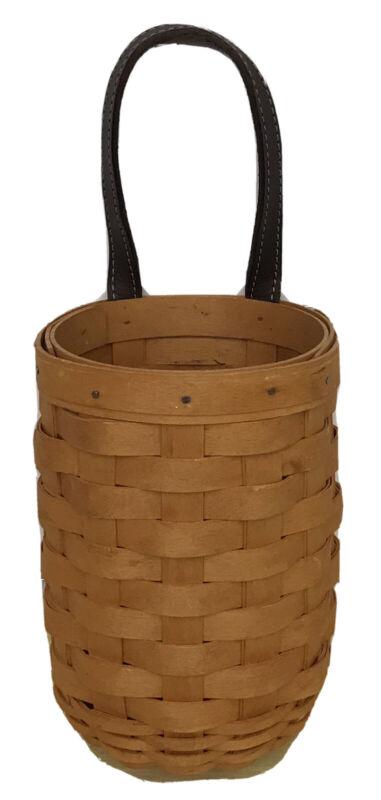 Longaberger Small Gatehouse Basket 2002
