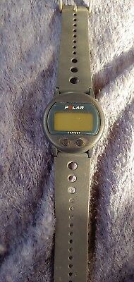 Polar Target Digital Heart Rate Monitor. Will need new battery