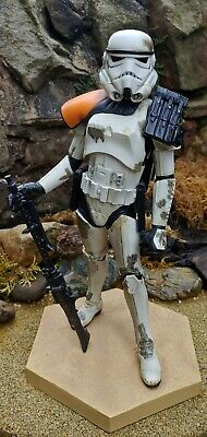 Star Wars Classic Series Kotobukiya ARTFX Sandtrooper 1/7th scale/LOOSE