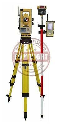 Topcon Gts-903a Robotic Surveying Total Stationtrimblesokkialeicarobot