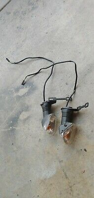 2016 2017 2018 16 17 18 KAWASAKI ZX10R REAR TURN SIGNAL OEM