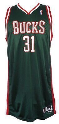 8b7380f3b0e 2006-07 Charlie Villanueva, Milwaukee Bucks, Signed Game Worn Jersey, Mears  LOA