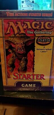 Magic the gathering Starter Pack 1999