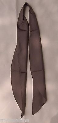 Scarf tie western square dance apache brown NEW cowboy DJ equestrian country