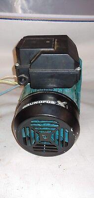 Electric Water Pump Motor 34hp Lot 0017