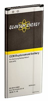 Best OEM Quality Replacement Battery with NFC for Samsung Galaxy Note 4