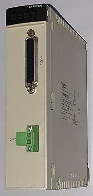 Schneider Electric Tsx-asy-800 8q Analog Hl Non Insulated Modicon Premium Plcs