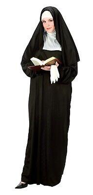 Fun World Religiös Katholische Kirche Nonne Übergröße Erwachsene - Fun World Übergröße Kostüm