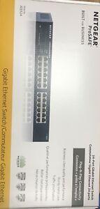 NETGEAR ProSAFE 24-Port Gigabit Rackmount Switch