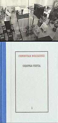 Christian Boltanski: Compra-venta (two Volumes)