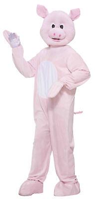 Kostüm Tierfarm Plüsch Pink Grand