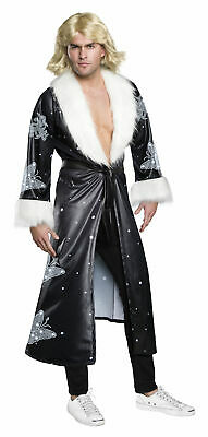 Ric Flair Robe Costume (Ric Flair Robe Nature Boy Costume Halloween Licensed WWF WWE Rick Fur)