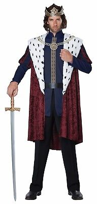 Royal Storybook King Adult Men's Costume