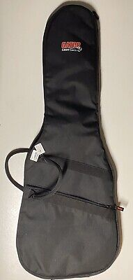 Gator Lightweight Gig Bag for Electric Guitars (GBE-ELECT) - Black (BRAND NEW)